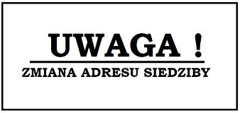 Aktualny adres